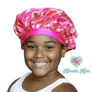 Kraddle Kare | MAJESTIC Kraddle Kap satin bonnet