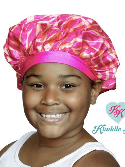 Kraddle Kare | MAJESTIC Kraddle Kap satin bonnet