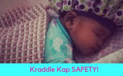 Kraddle Kap SAFETY!