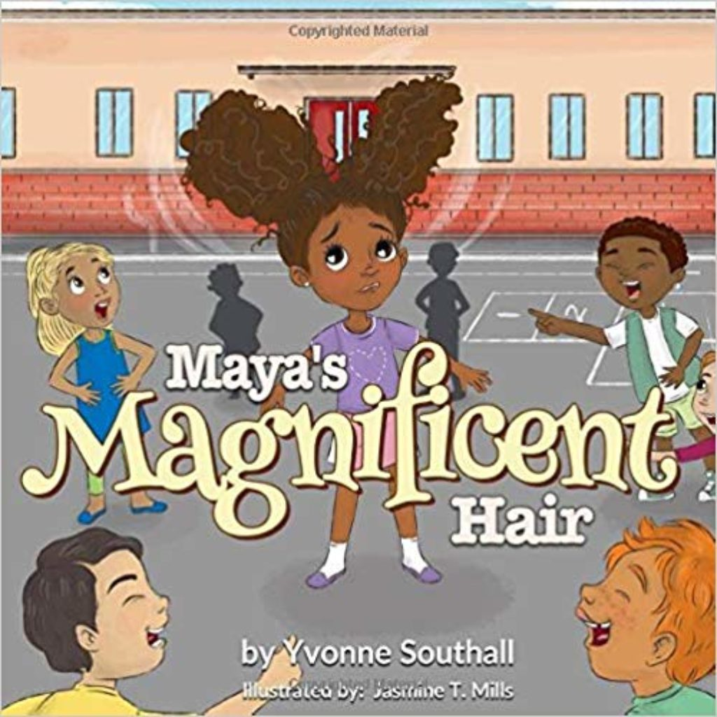 Maya's Magnificent Hair Paperback