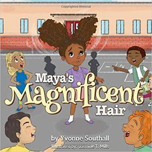 Maya's Magnificent Hair | Kraddle Kare