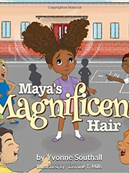 Maya's Magnificent Hair | Kraddle Kare